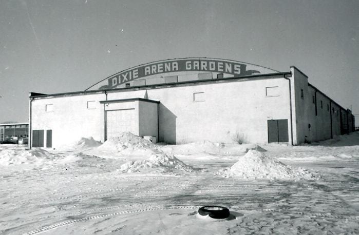 Dixie Arena Gardens, 1949.jpg