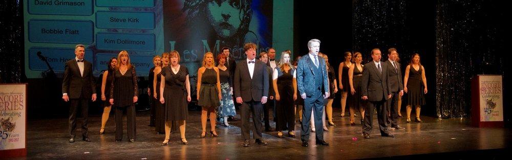 Encore Series Gala Celebrates 25 years of Entertaining Mississauga