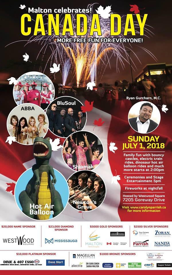 Malton celebrates Canada Day 2018 Modern Mississauga Media.jpg