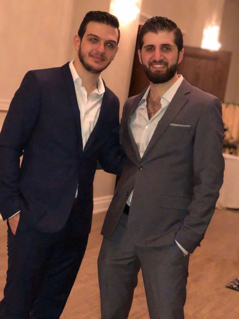 Abdulla and Kamal Saad
