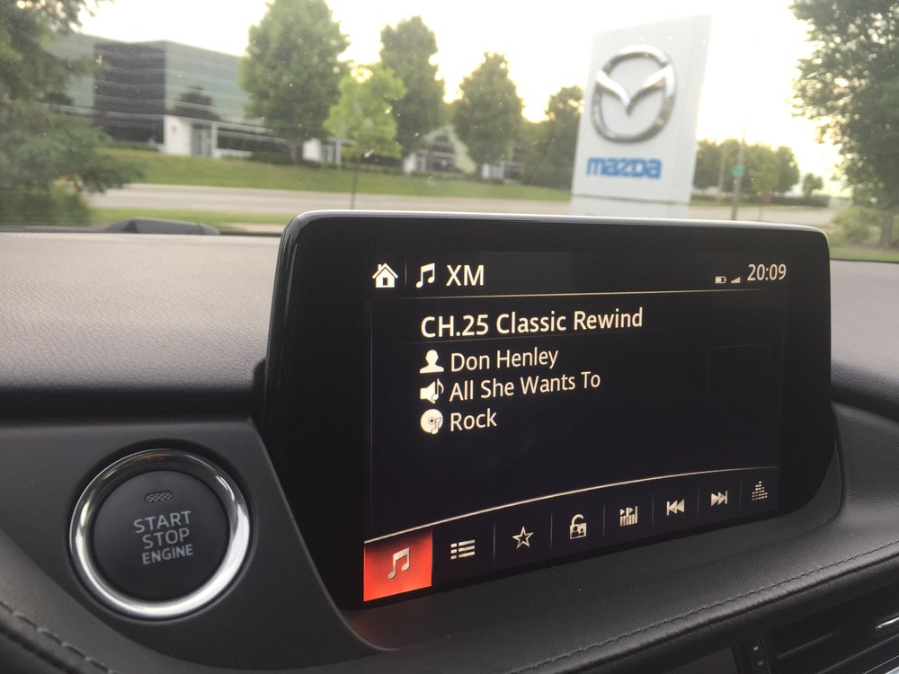 Mazda Now Offers Apple Car Play And Android Auto For Current And