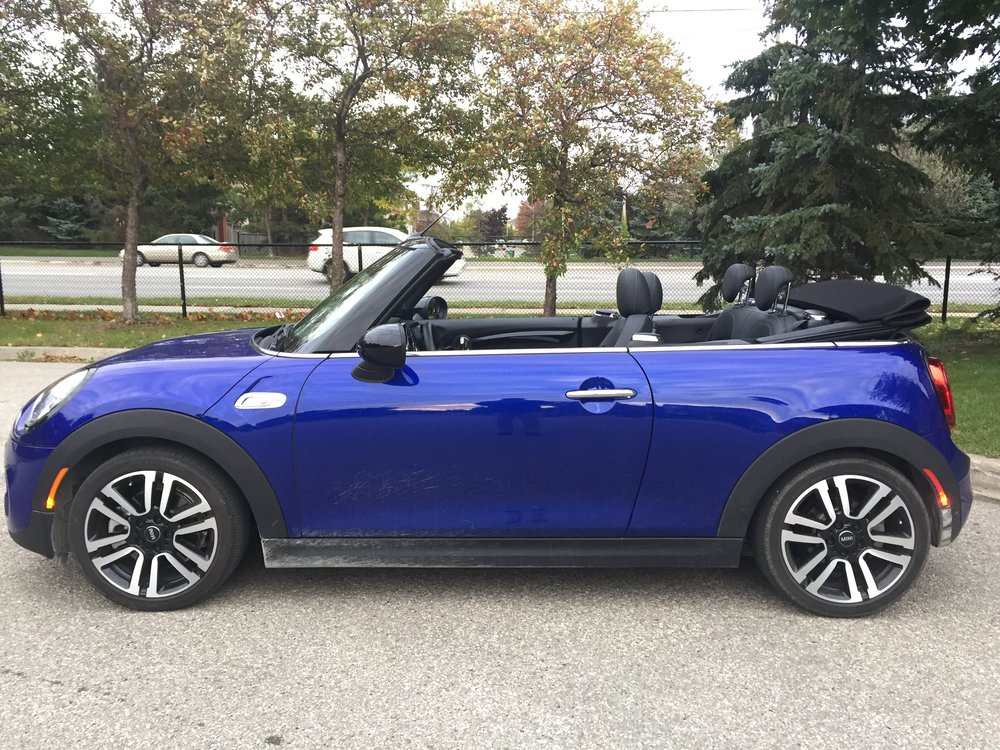 Modern Motoring A Video Review Of The 2019 Mini Cooper S