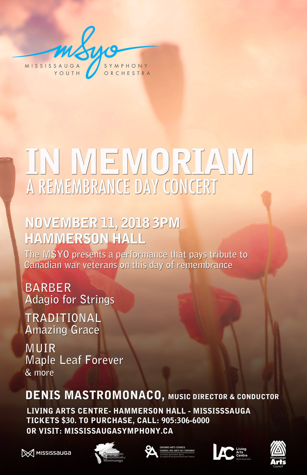 In Memoriam - A Remembrance Day Concert - Poster.jpg
