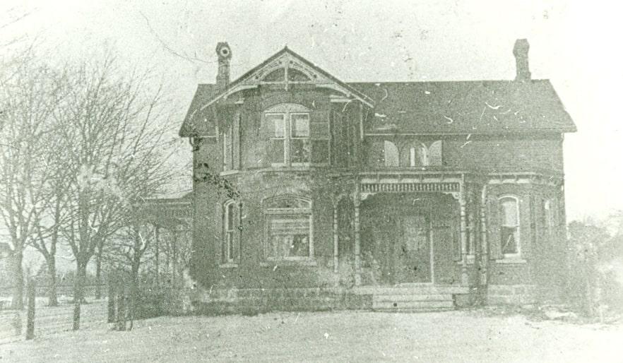 Cavan House - Maple Shade Farm, c1900.jpg