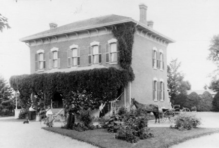 Gooderham Estate, Meadowvale Village, c1900.jpg