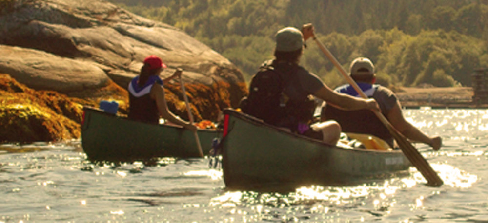 adult Canoe Camp