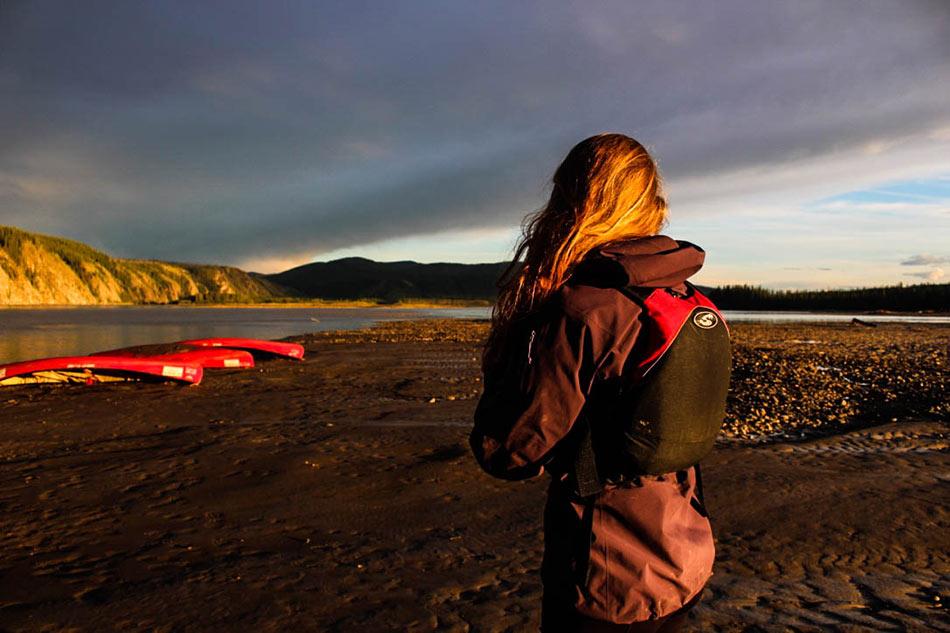 Women in leadership Yukon expedition