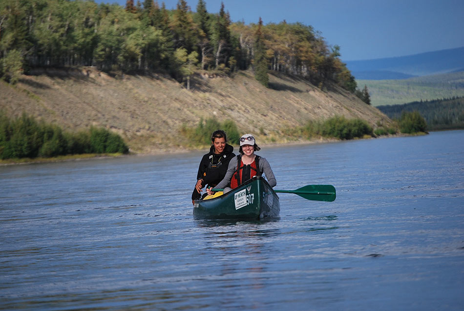 Yukon Explorer youth leadership camp