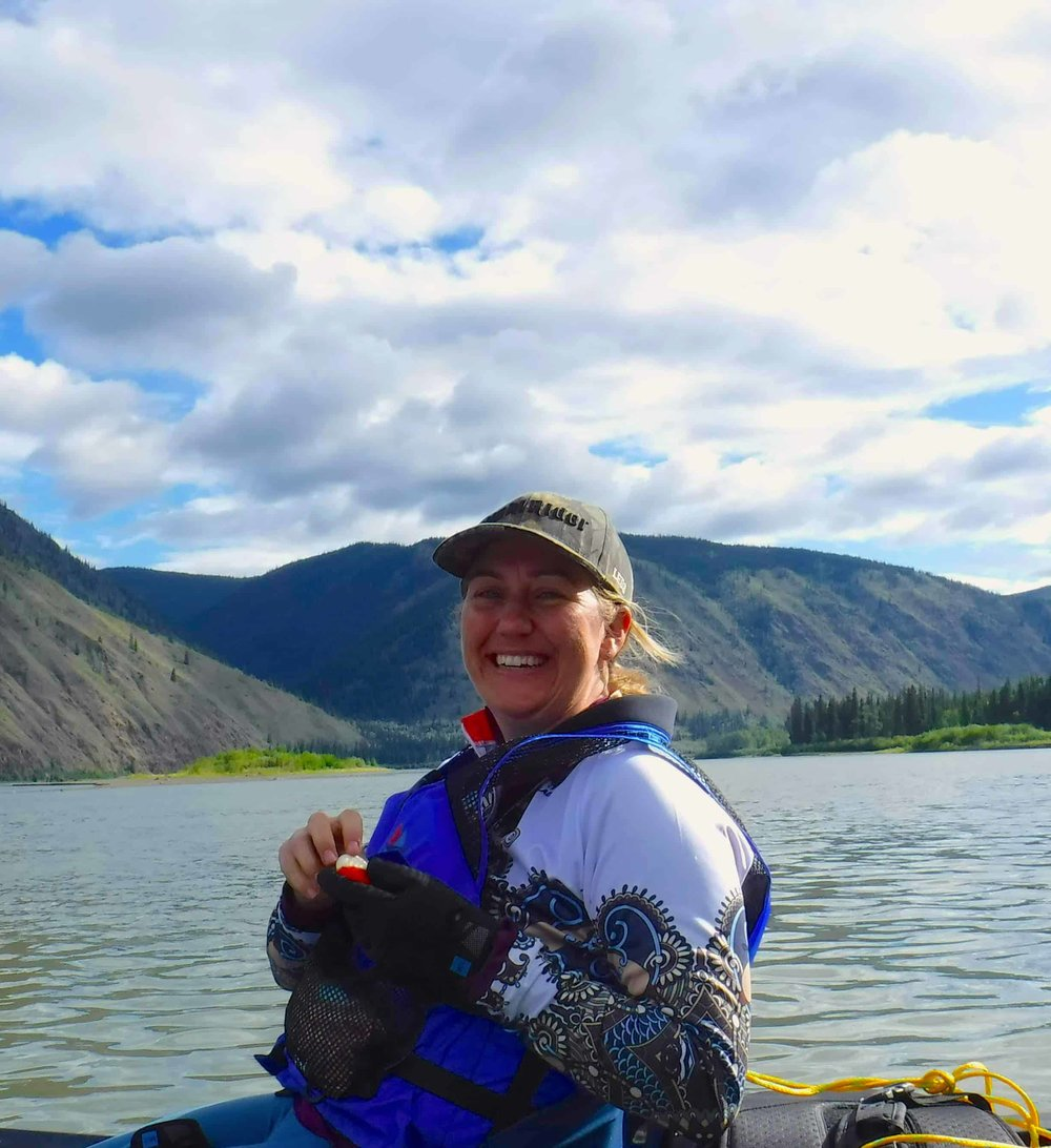 Yukon River: Carmacks to Dawson City