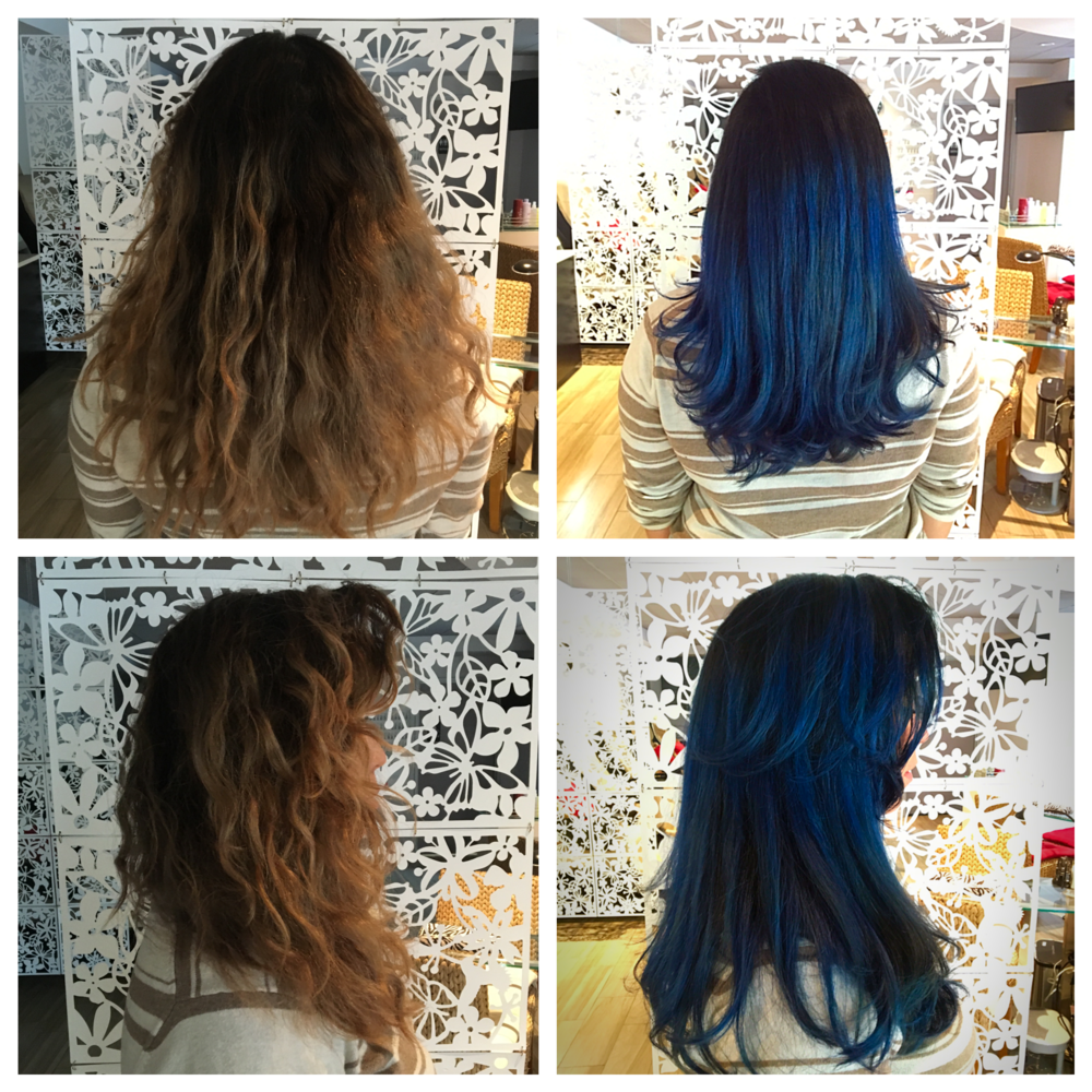 Aveda Pure Blue - Tone Only