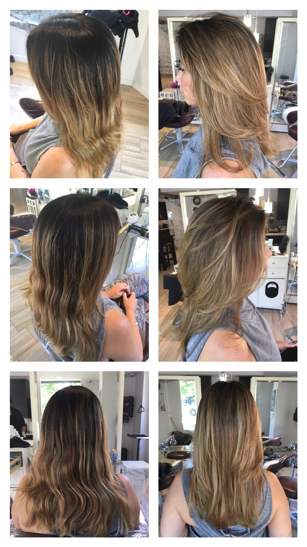 Haircut - Full Highlight and Tone