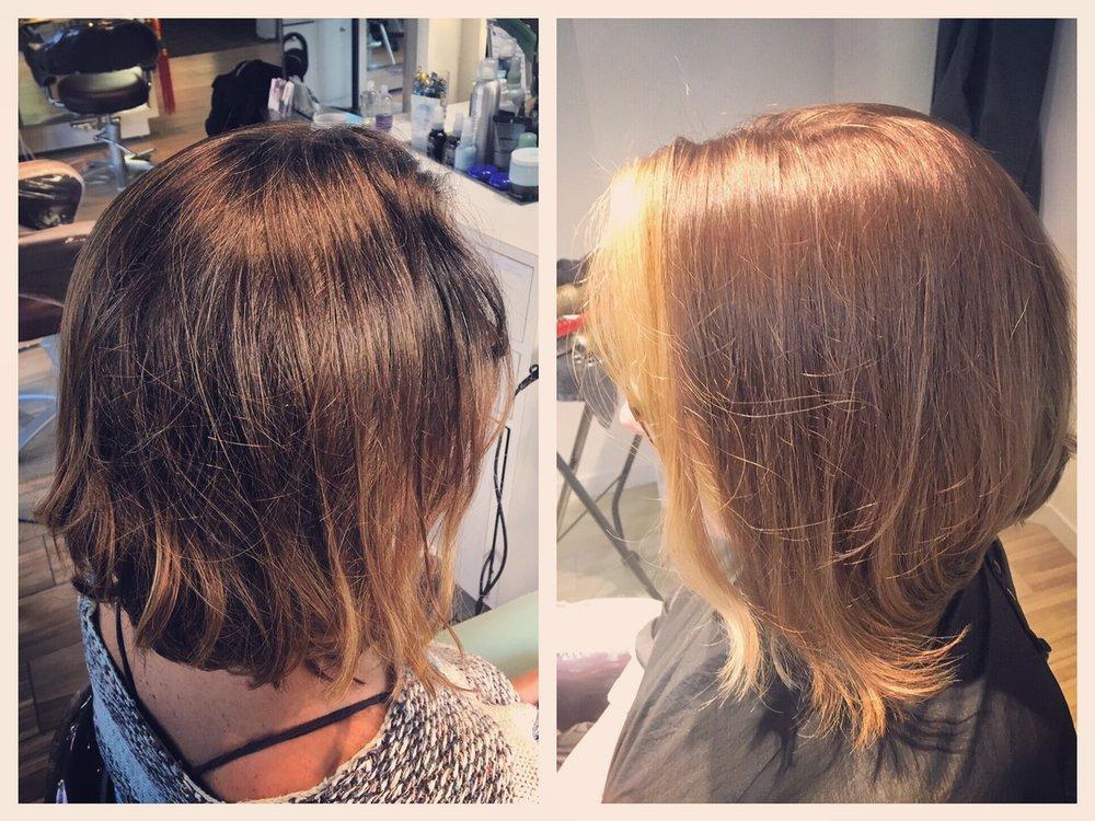 Hair Coloring :-)