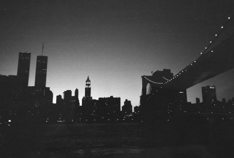 Lower Manhattan, 1997