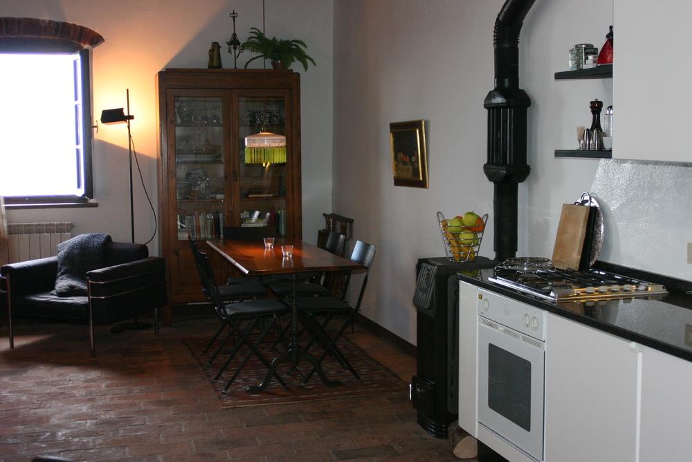 """Küche Wohnung """"Ausblick"""""""