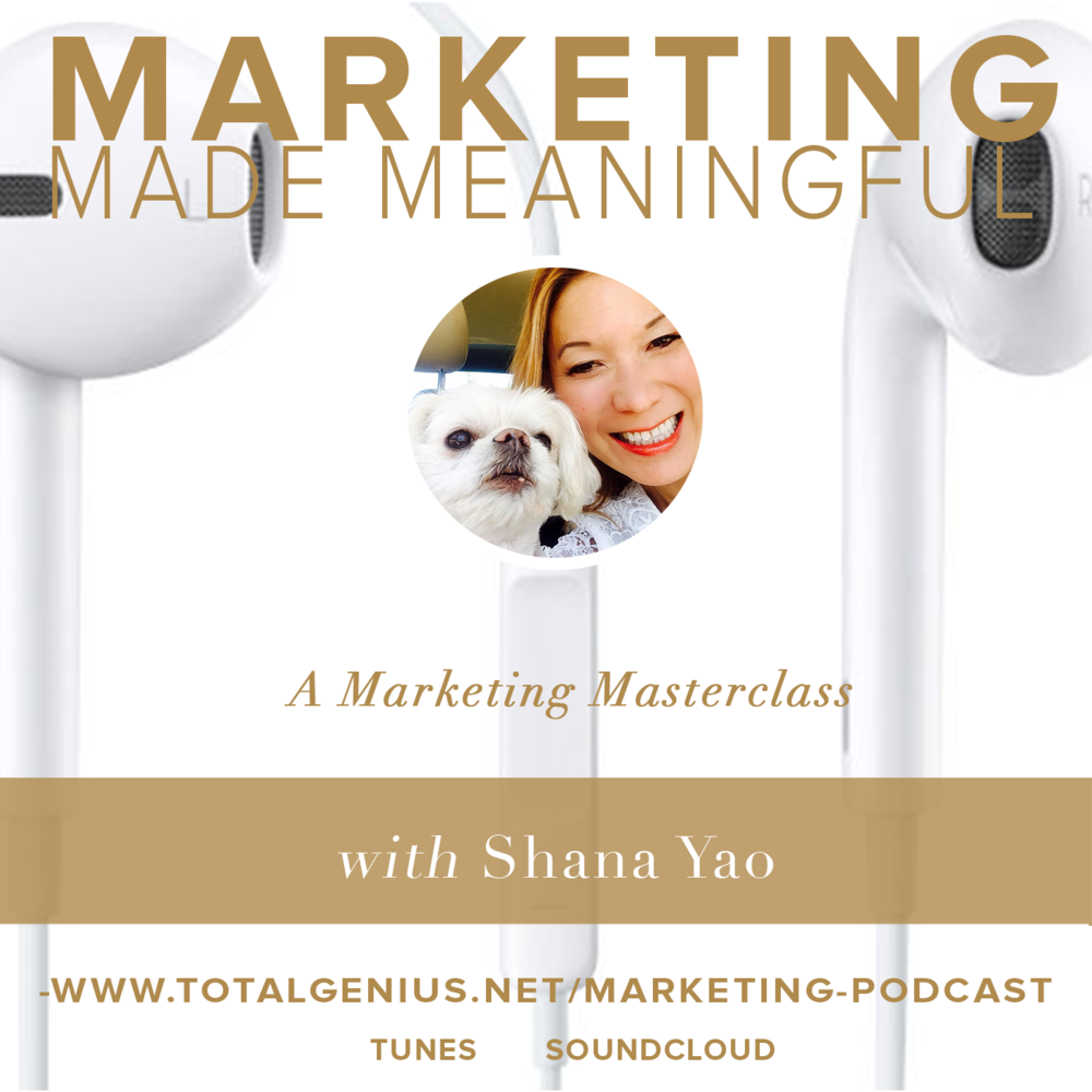Being the CEO of You & Your Brand - marketing-made-meaningful