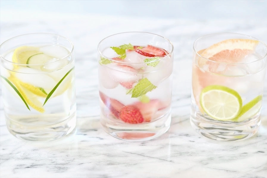Infused water recipes #healthiswealth #holistichealth