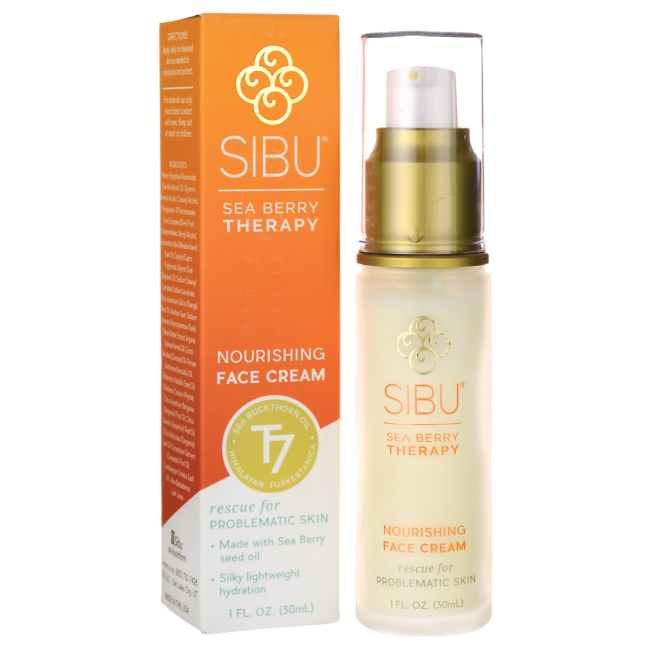 Sibu seaberry therapy nourishing face cream