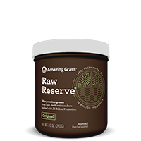 Amazing Grass Raw Reserve