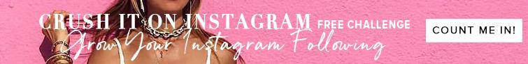 Instagram free challenge Instaloveaffair