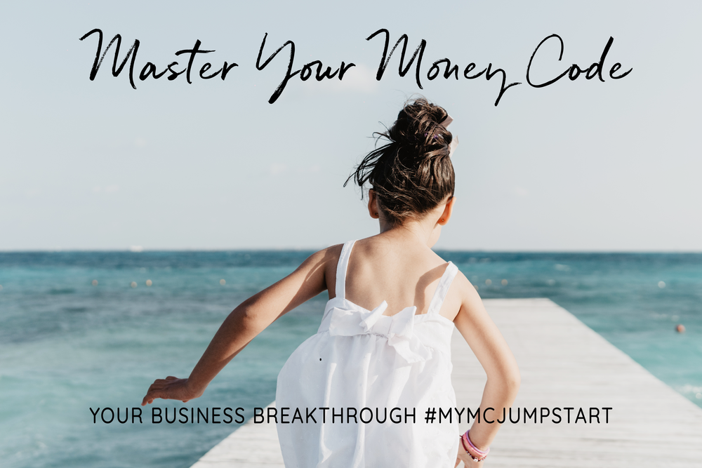 Master Your Money Code #mymcjumpstart business, marketing, strategy