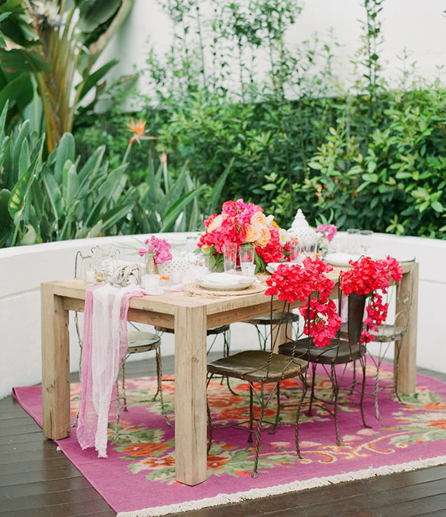Photo : Caroline Tran // Design Gather Events / Be Inspired PR / The Vine's Leaf