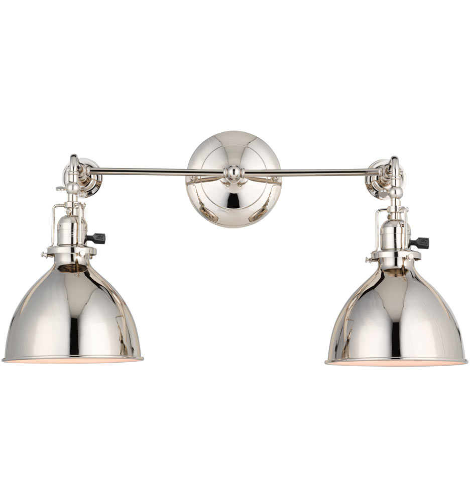 REJUVENATION // GRANDVIEW DOUBLE SCONCE