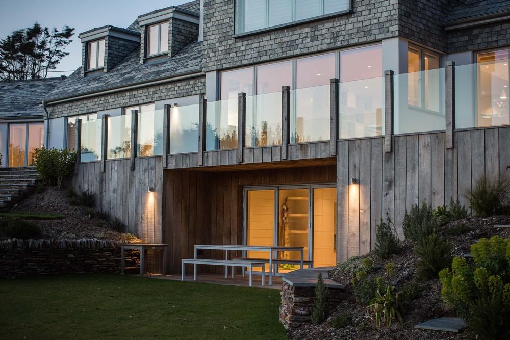 Lighting Design Rock Polzeath Cornwall