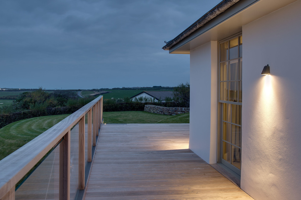 Lighting Design Constantine Padstow Cornwall Todhunter Earle Interiors