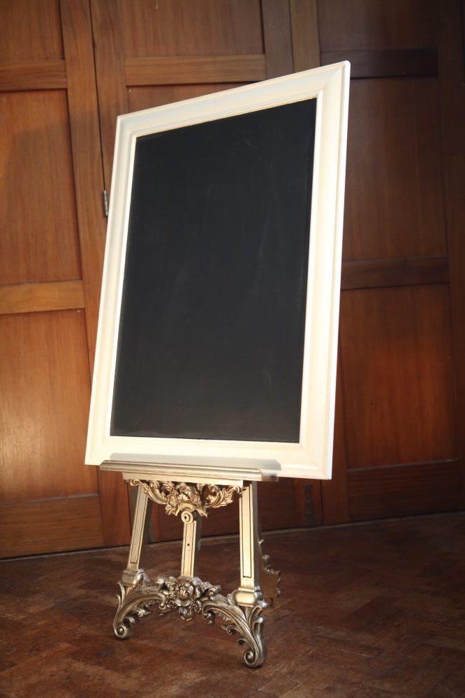 Large White Chalkboard