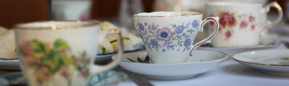 Copy of Vintage China Tea Cups