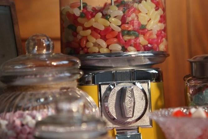 Coin Sweet Dispenser