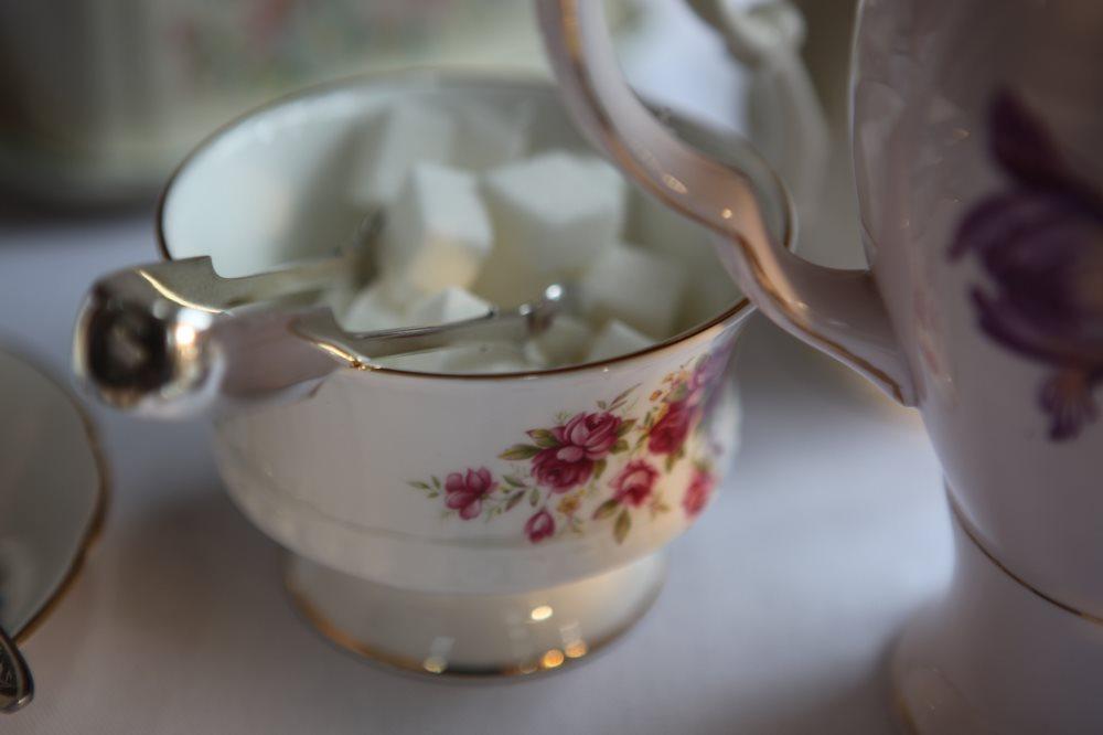 China Tea Service