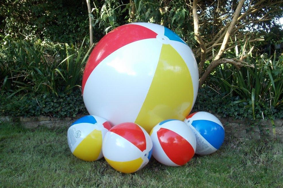 Beachballs