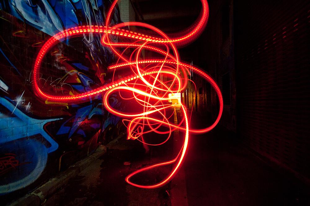 Light Swarm