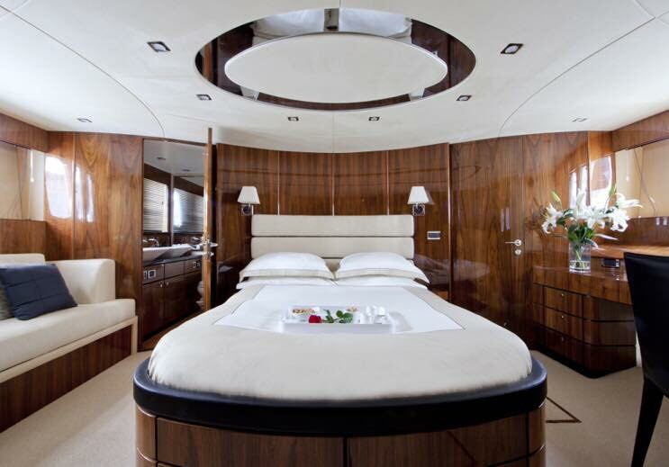 Luxury Yacht Sorrento Capri Amalfi