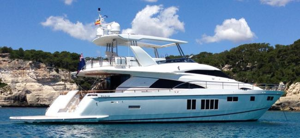 Luxury yacht charter capri sorrento
