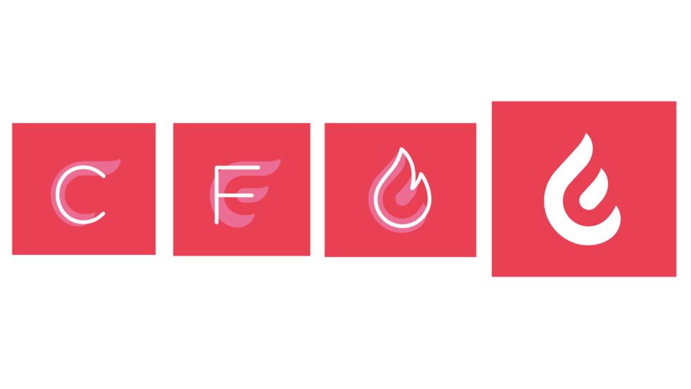 catch the fire logo
