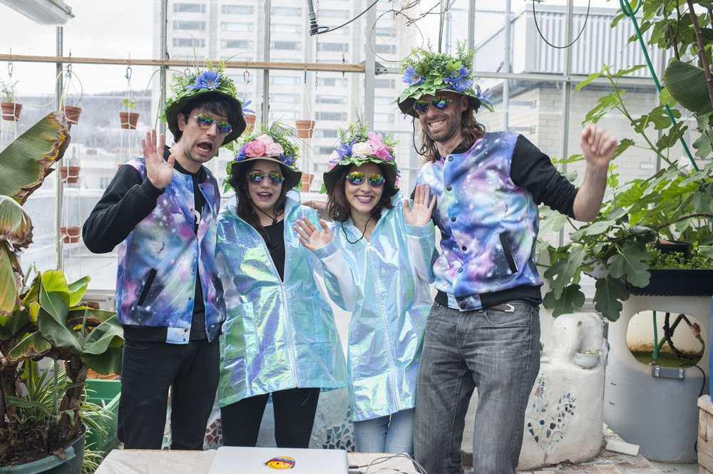 The Organic Alchemists