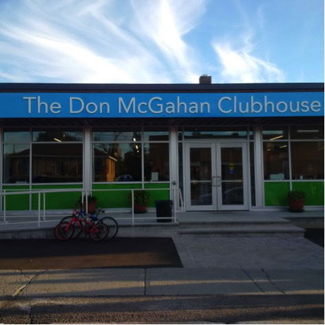Don McGahan Clubhouse