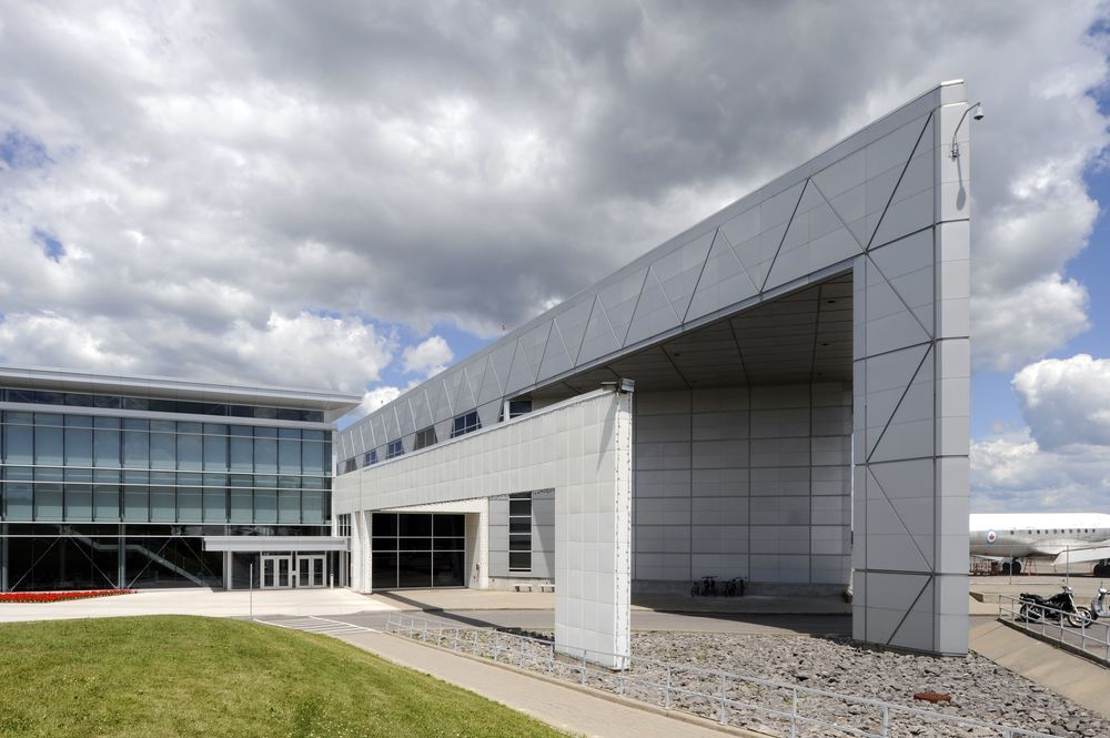 Canadian Aviation and Space Museum Exterior 12.jpg