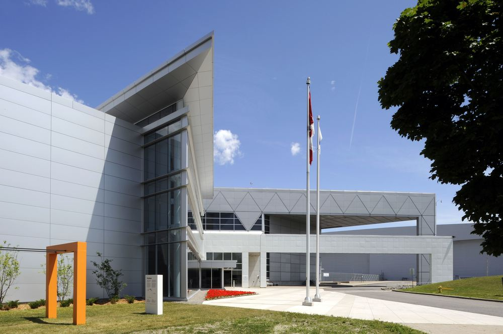 Canadian Aviation and Space Museum Exterior 38.jpg