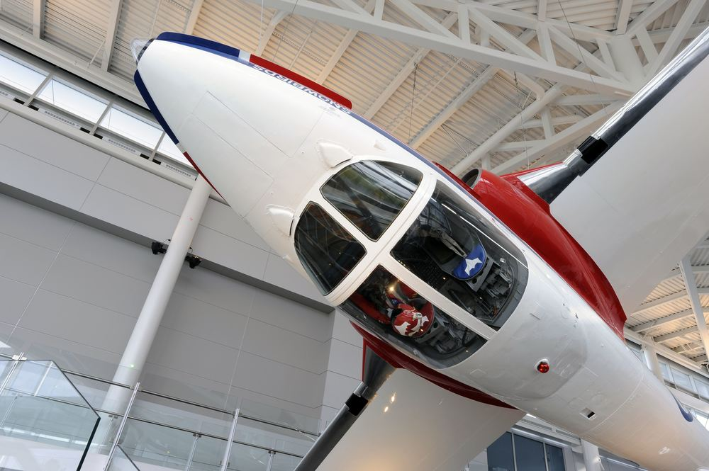 Canadian Aviation and Space Museum Interior 13.jpg