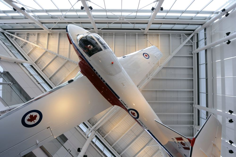 Canadian Aviation and Space Museum Interior 15.jpg