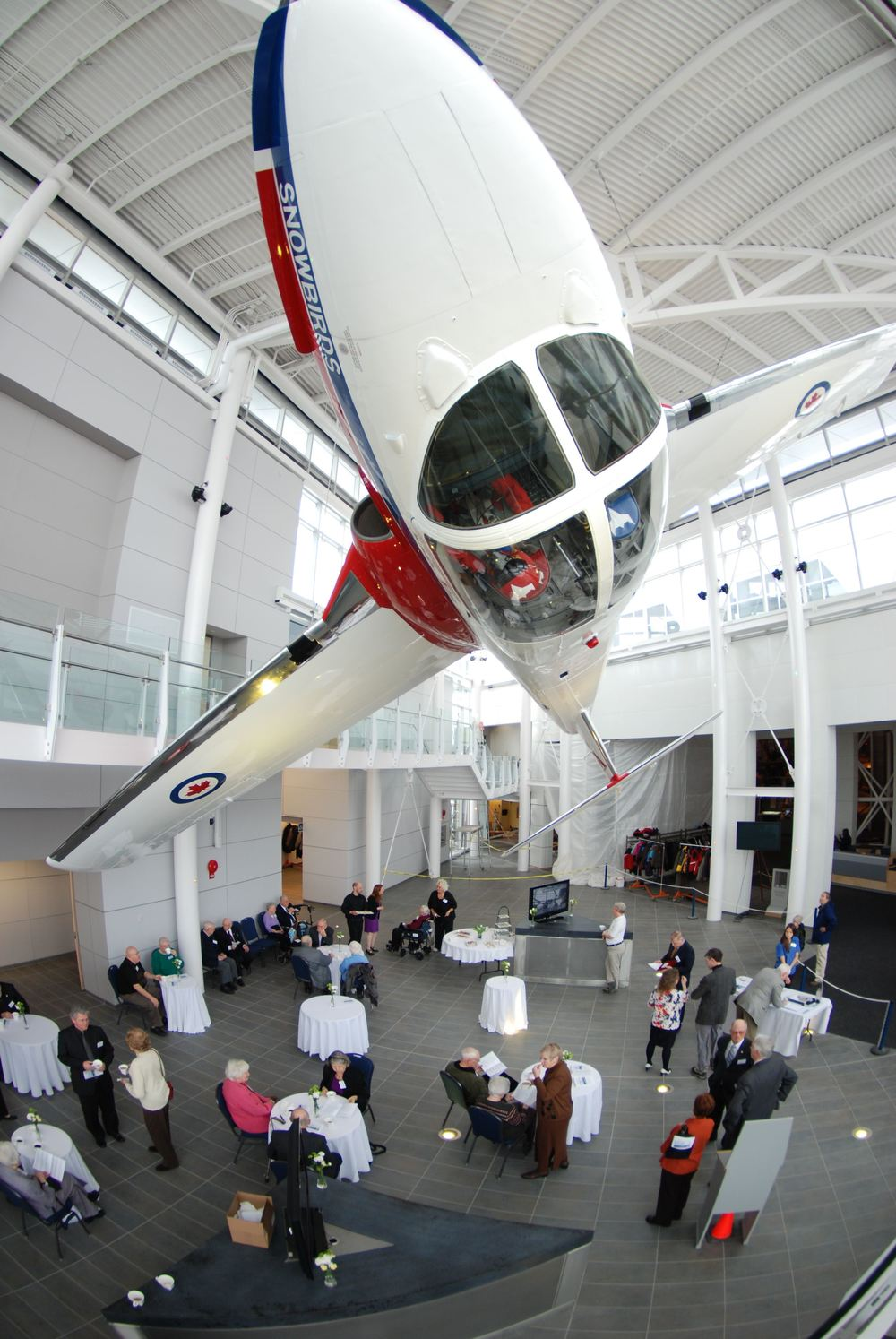 Canadian Aviation and Space Museum Lobby 1.jpg