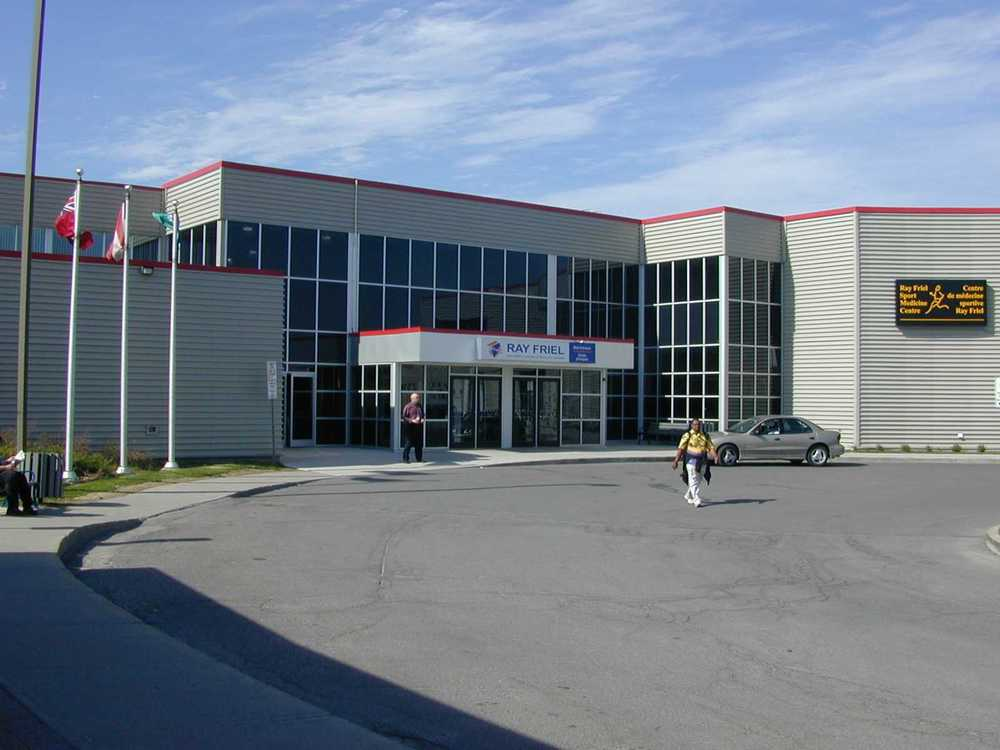 Ray Friel Recreational Centre Exterior 01.jpg