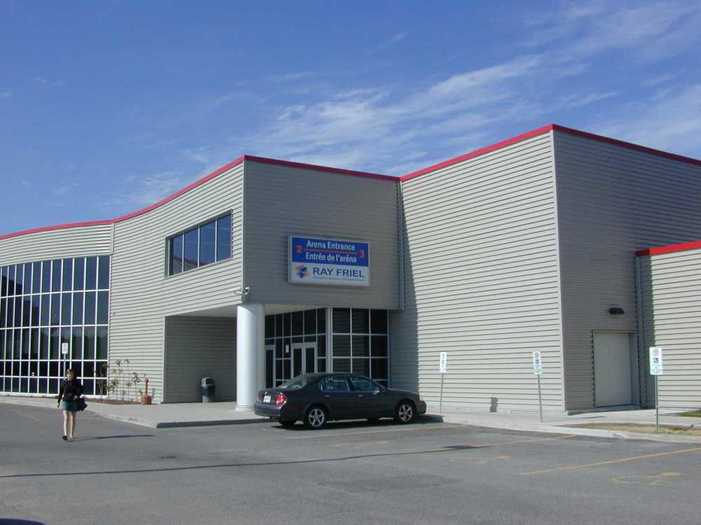 Ray Friel Recreational Centre Exterior 02.jpg