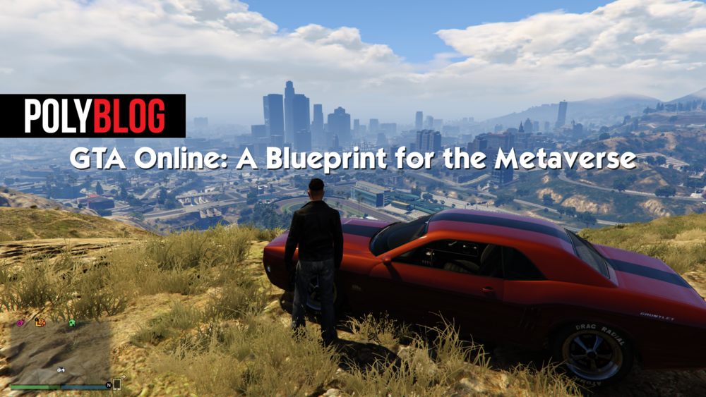 Gta online a blueprint for the metaverse polykill malvernweather Images