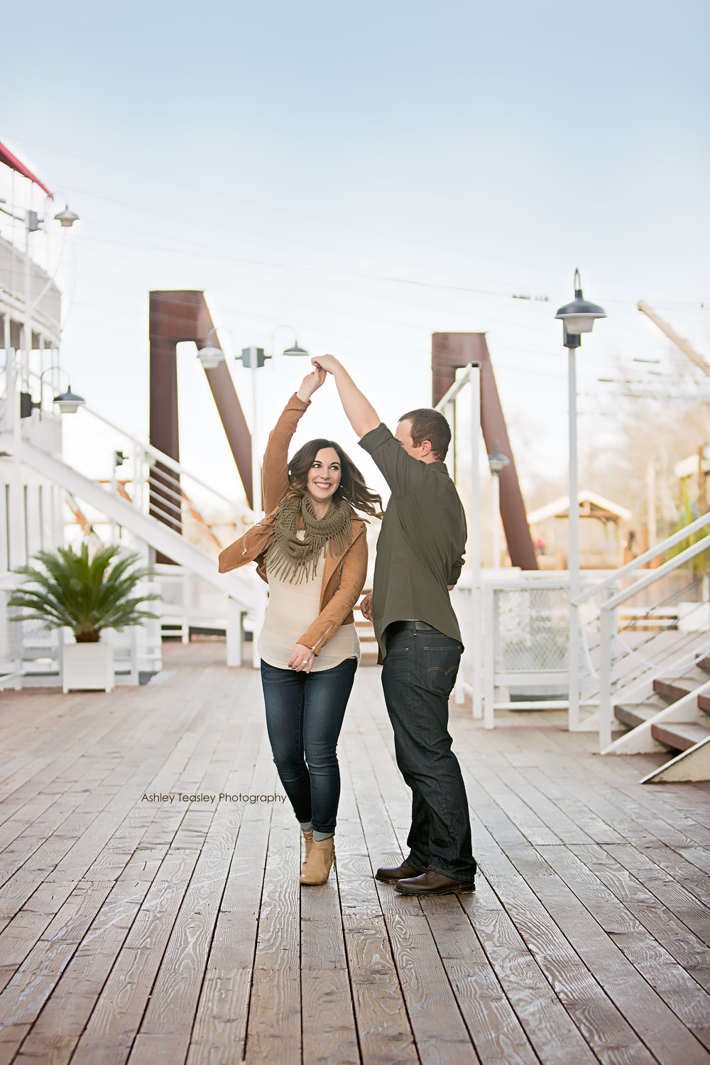 Sacramento Wedding Photographer | Old Sacramento Engagement session | Old Sacramento , CA | Ashley Teasley Photography