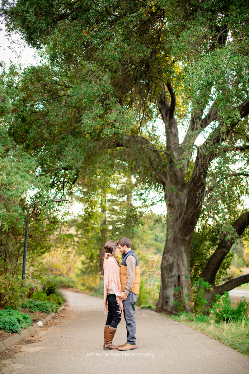 Crin & Howard - UC Davis Arboretum - Sacramento Wedding Photographer - Ashley Teasley Photography -17.JPG
