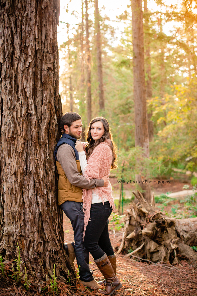 Crin & Howard - UC Davis Arboretum - Sacramento Wedding Photographer - Ashley Teasley Photography -56.JPG